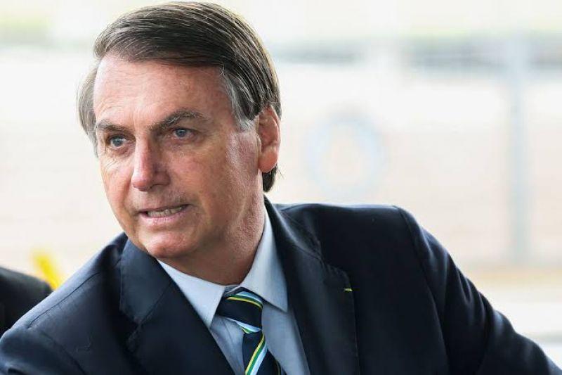 Após exames, Bolsonaro diz que há possibilidade de ter câncer de pele