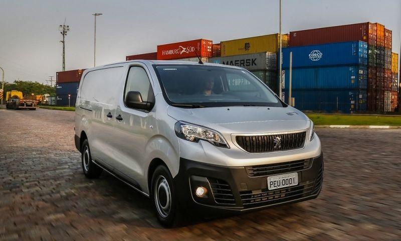 Peugeot Expert tem recall por problema no amortecedor traseiro