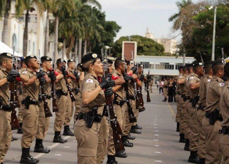 Polícia Militar de Minas Gerais abrirá concurso público para nível superior com salários acima de R$ 5mil