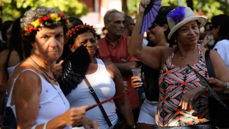 Carnaval no Rio tem mais de 3 milhões de pessoas nos blocos