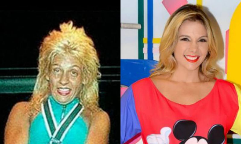 20 Celebridades Brasileiras Antes e Depois da Fama