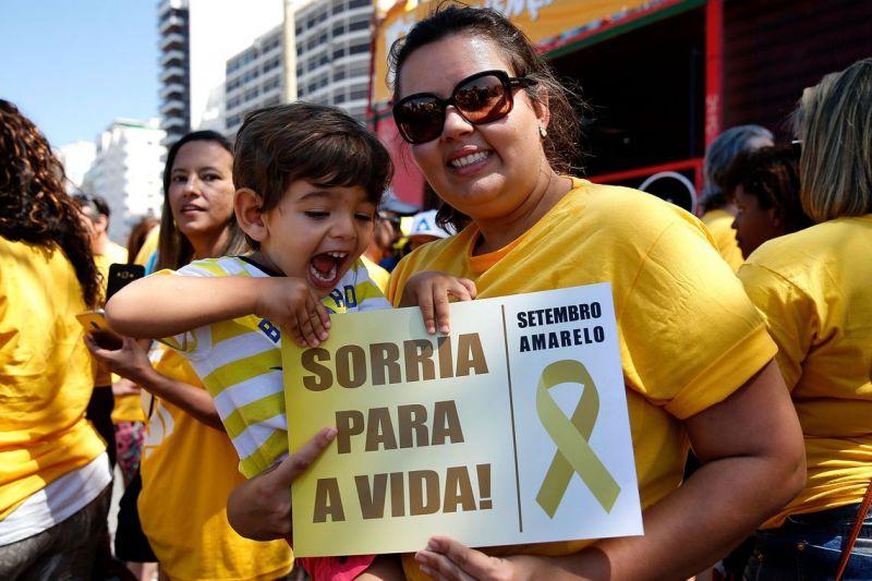 Setembro Amarelo: OMS diz que é possível prevenir suicídio