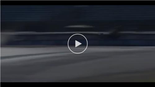 Piloto da Moto GP sofre acidente impressionante antes da corrida; VÍDEO
