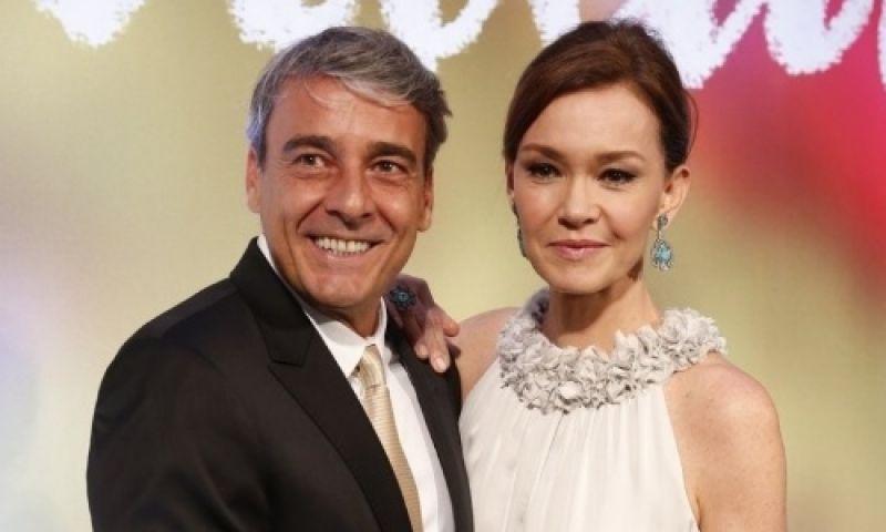 Julia Lemmertz comenta sobre vídeo polêmico do ex-marido, Alexandre Borges, com travestis