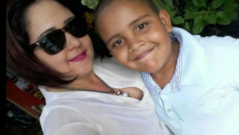 'Adeus, mãe': antes de jogar o carro em caminhão, ex manda filho gravar despedida