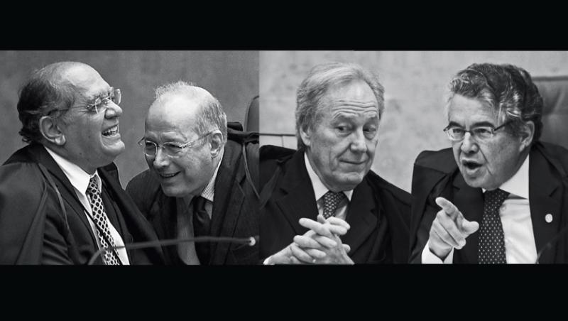 A euforia incontida do STF: Setores do Supremo comemoram os embaraços a Sergio Moro e aos procuradores de Curitiba