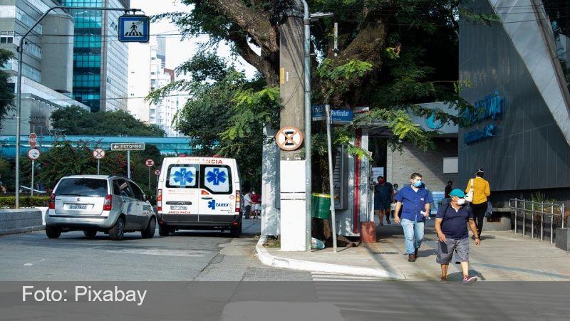 SP registra queda em internações por covid-19 há oito semanas