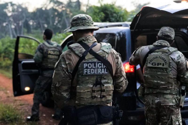 PF deflagra operação de combate a crime ambiental