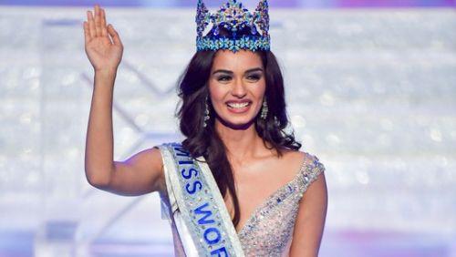 Estudante de medicina da Índia vence concurso Miss Mundo