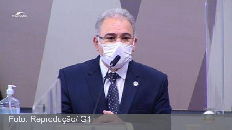 CPI torna Queiroga, Pazuello e Araújo investigados; veja lista
