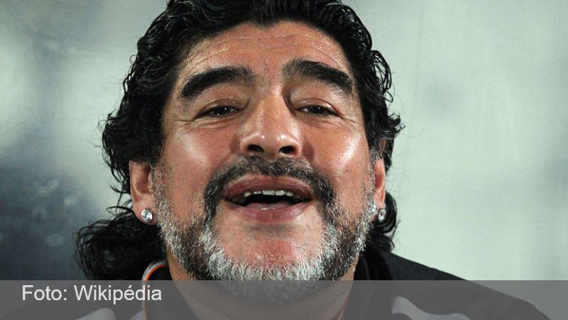Maradona comemora 60º aniversário com homenagens por todo o mundo