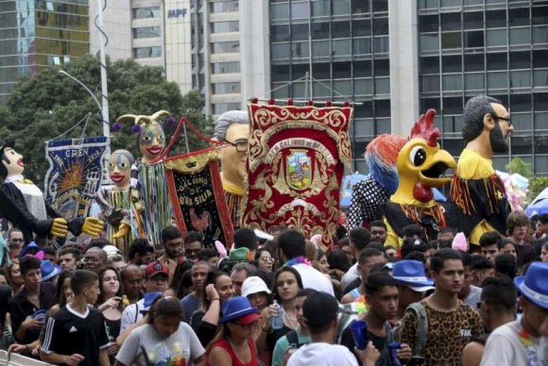 Calor predomina no país no último dia de carnaval