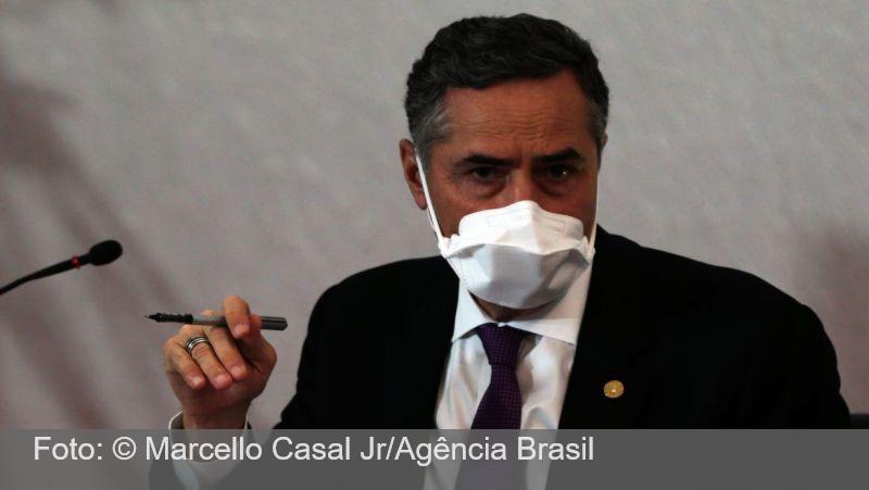 Barroso defende trabalho da imprensa no combate à desinformação