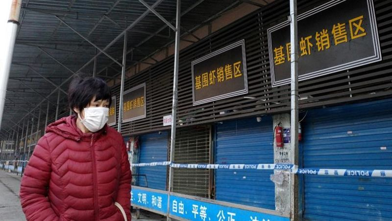 China não registra mortos por covid-19 pela primeira vez desde janeiro