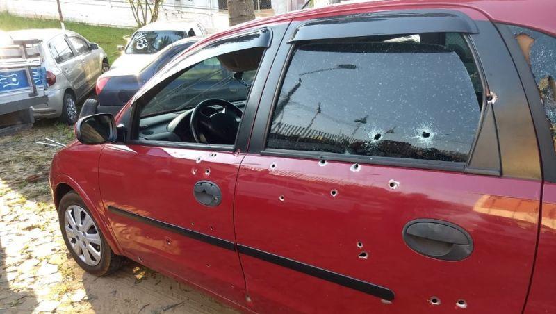 Casal e criança são mortos com cerca de 50 tiros em Ponta Grossa, PR