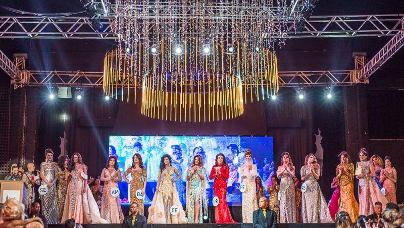 Miss Brasil Gay é realizado em Juiz de Fora com transmissão pela internet