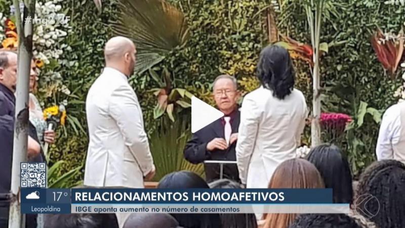 Oficialização de relacionamentos homoafetivos cresce em Juiz de Fora