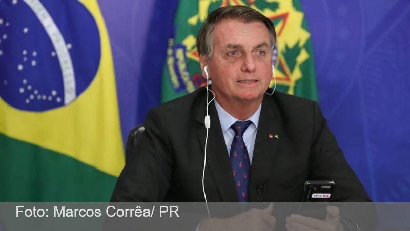 'Governadores são medíocres e mesquinhos por defender lockdown', diz Bolsonaro