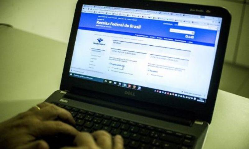 Novo golpe pede para que contribuintes regularizem dados bancários na Receita