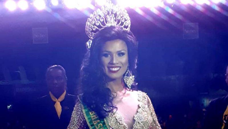 Representante do Ceará é a nova Miss Brasil Gay