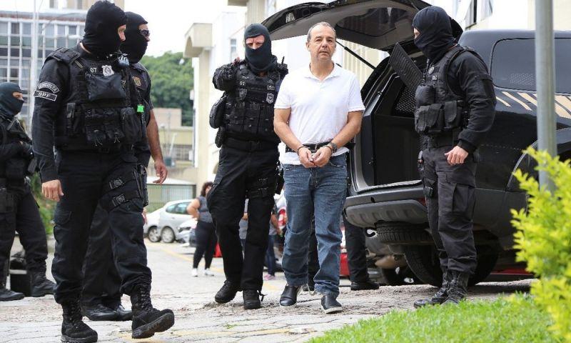 Gilmar Mendes aponta abuso no uso de algemas em Sérgio Cabral e recomenda responsabilização de agentes