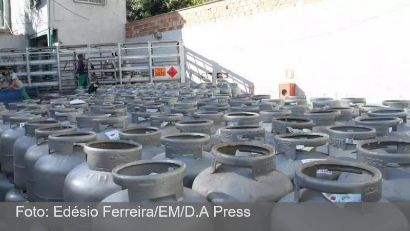 Atos de caminhoneiros ameaçam abastecimento de gás de cozinha em MG