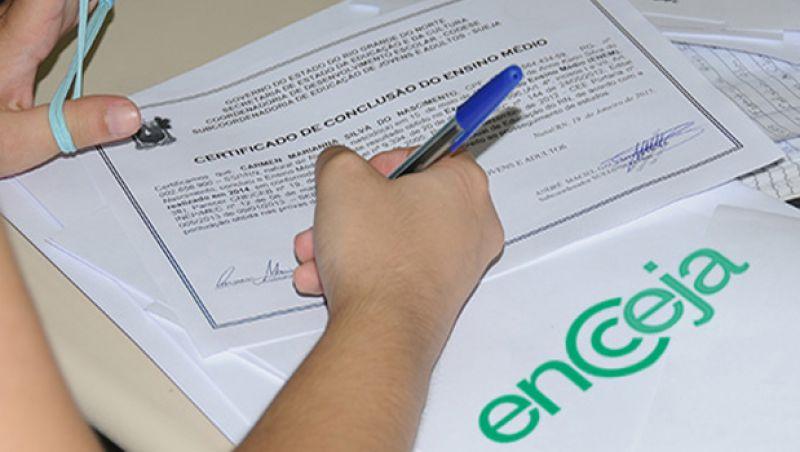 Candidatos inscritos no Encceja podem consultar locais de prova