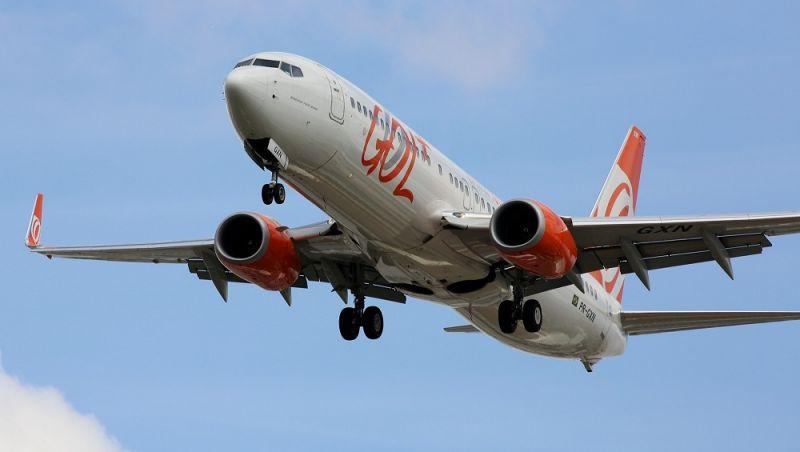 GOL deverá indenizar família mineira em R$ 10 mil por voo perdido