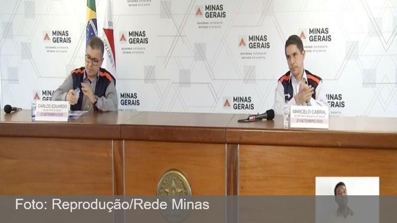 Governo avalia utilização de leitos criados em Minas