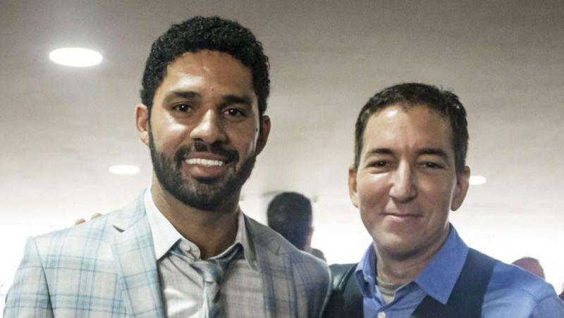 Coaf aponta movimentação atípica de R$ 2,5 milhões na conta de David Miranda, deputado casado com o jornalista Glenn Greenwald, do 'The Intercept'