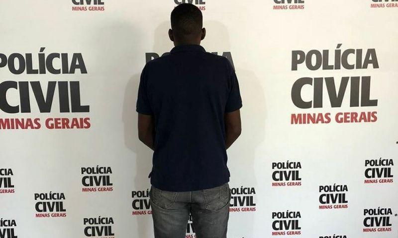 Suspeito de homicídio é preso no Bairro Ipiranga em Juiz de Fora
