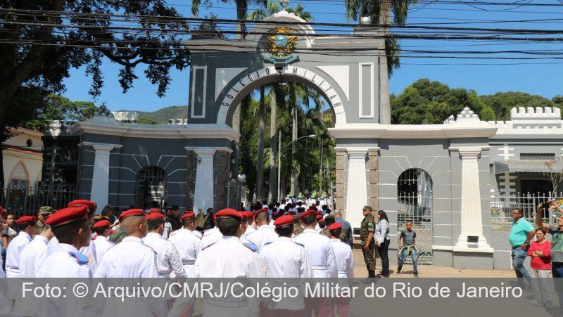 Justiça autoriza retorno das aulas no Colégio Militar do Rio