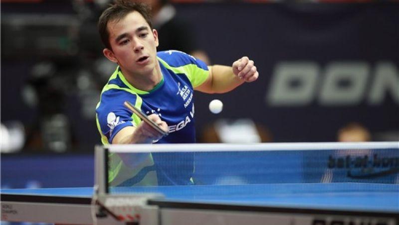 Tênis de mesa do Brasil estreia na Copa Pan-Americana, em Porto Rico