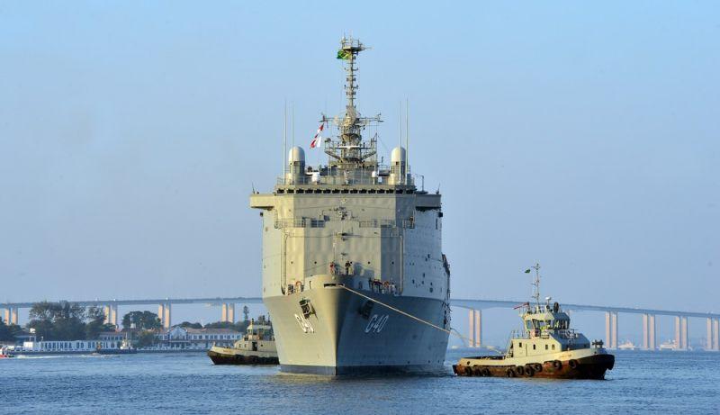 Marinha abre concurso para 900 vagas