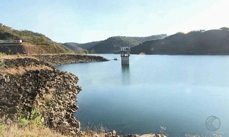 Dois dos três reservatórios de água que abastecem Juiz de Fora apresentam níveis abaixo dos registrados em 2017