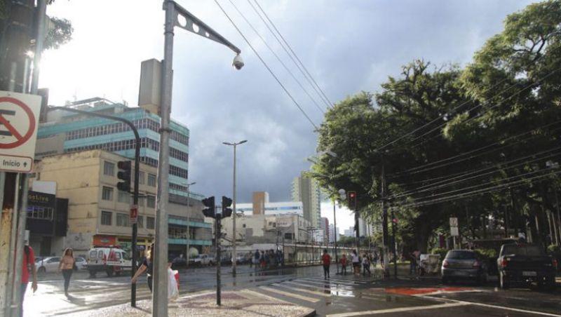 Câmeras inoperantes do Olho Vivo preocupam população de Juiz de Fora