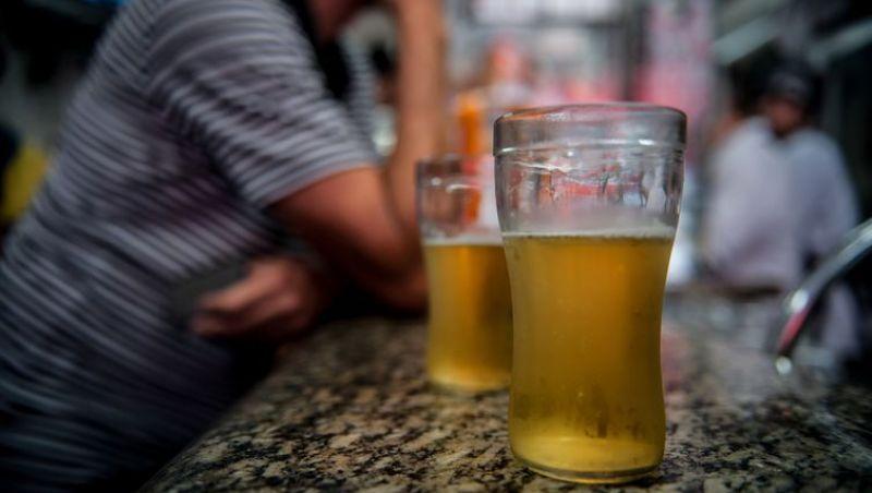 Levantamento alerta para consumo de álcool no país