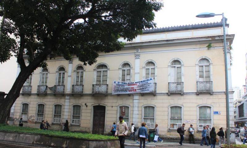 Empresas e consórcio seguem na licitação para obras do imóvel da Escola Estadual Delfim Moreira em Juiz de Fora