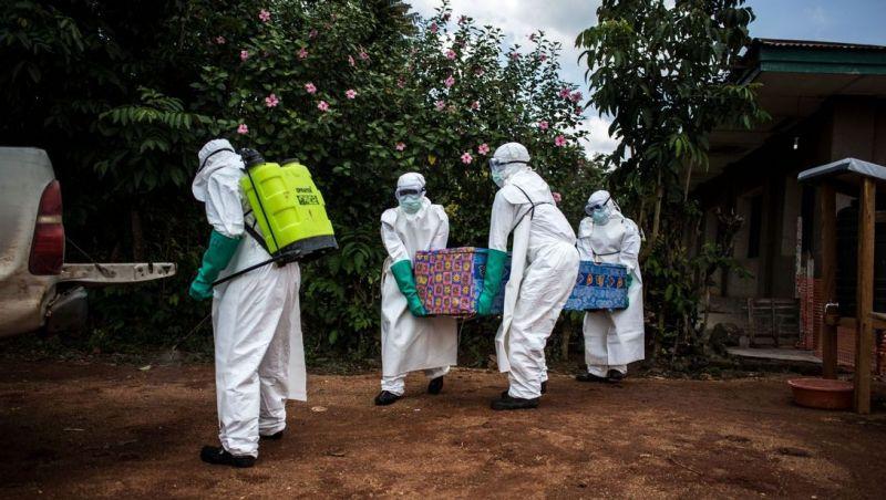 OMS: surto de ebola no Congo não configura emergência internacional