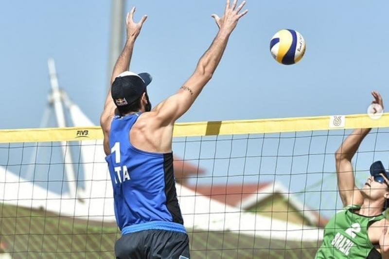 Brasil estreia com vitória no Pré-Olímpico de Vôlei de Praia, na China