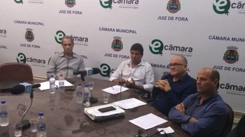 Rodrigo Tortoriello, ex-titular da Settra, depõe na CPI dos ônibus