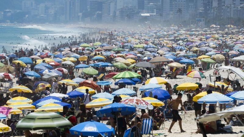 Bombeiros iniciam Operação Verão nas praias do estado do Rio