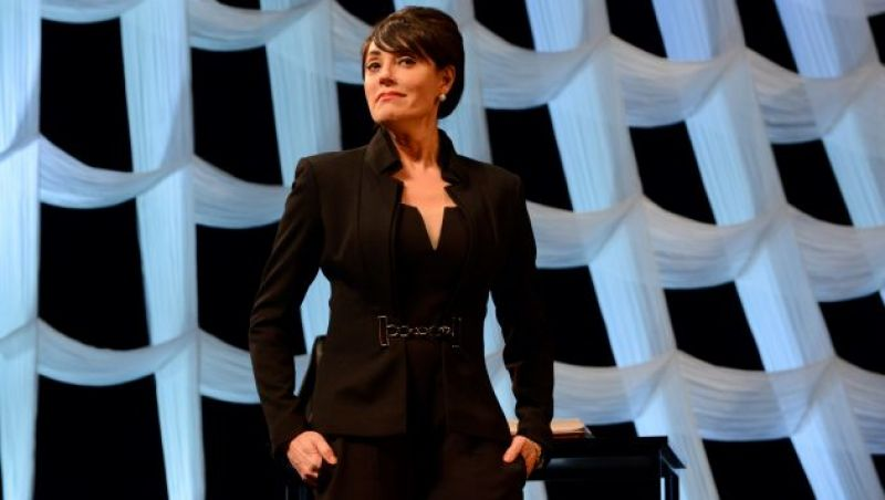"Christiane Torloni interpreta Maria Callas em ""Master Class"" no Cine Central"