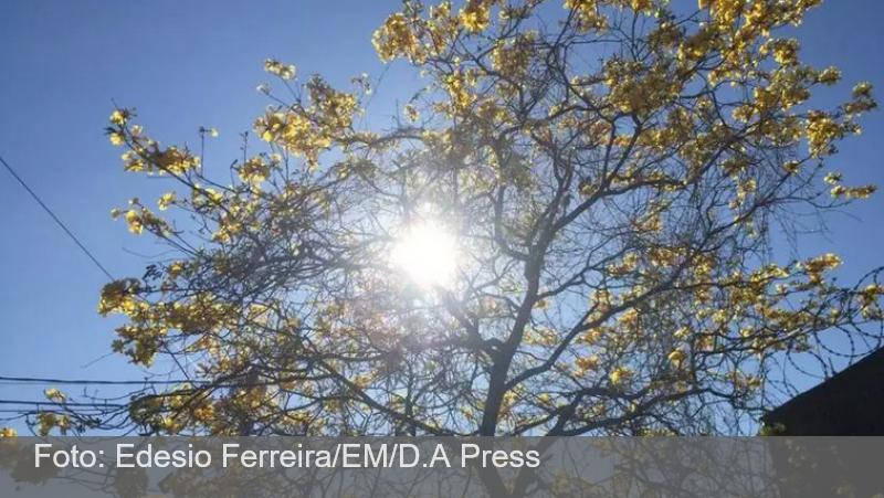 Alívio do frio: temperaturas aumentam em MG a partir de segunda-feira