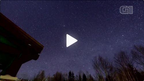 'Melhor chuva de meteoros do ano' ilumina céu do hemisfério Sul; veja imagens