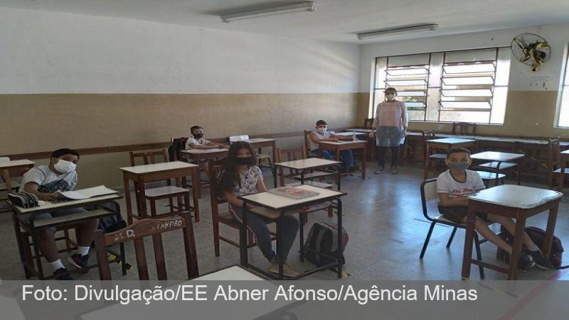 MG: Rede estadual de ensino entra em recesso a partir de segunda-feira (19/7)
