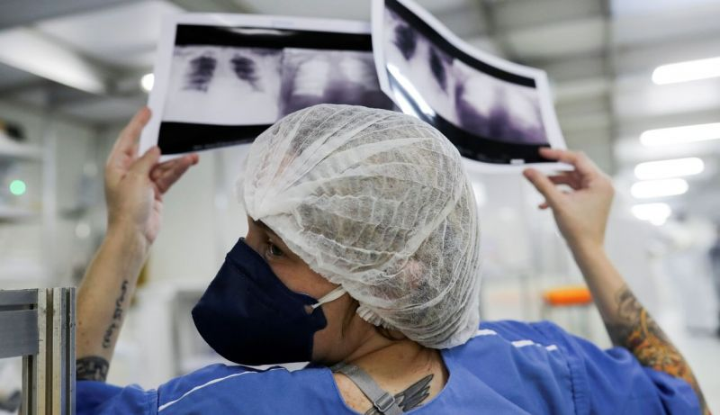 Estado de São Paulo passa de 8 mil mortes pelo coronavírus