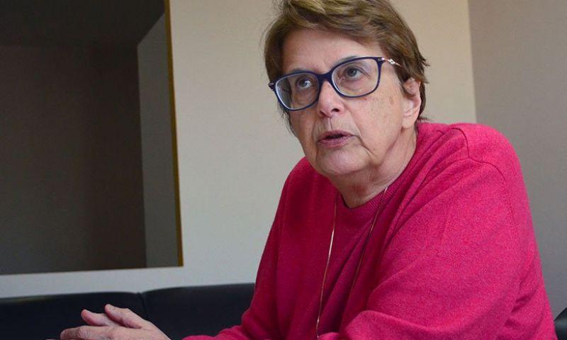 Para Margarida Salomão, candidatura de Dilma é 'irreversível'