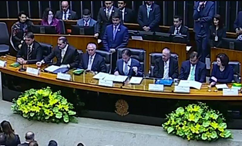 Presidente eleito participa no Congresso dos 30 anos da Constituição