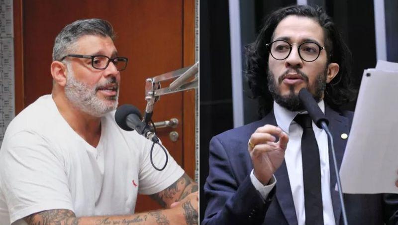 Alexandre Frota é condenado a pagar mais de R$ 295 mil a Jean Wyllys por lhe atribuir fala falsa sobre pedofilia nas redes sociais